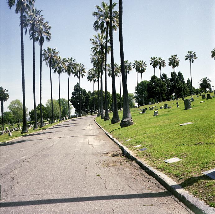 San Diego Cemetery 2012