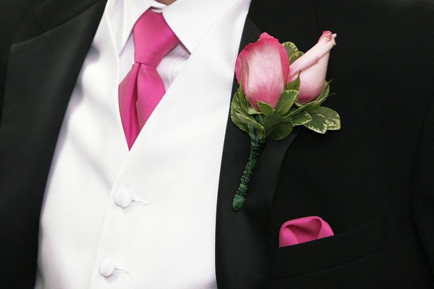 La tenue mariage