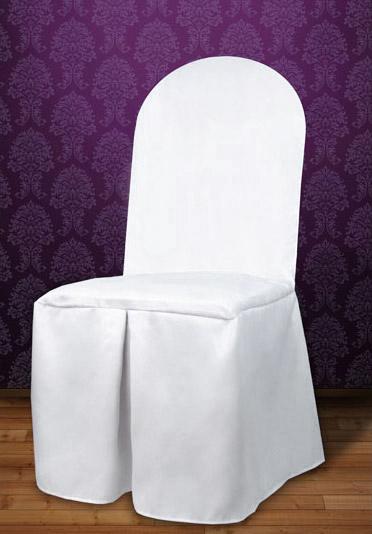 Housse Chaise Tissu Chaise Arrondie Mariage Pas Cher