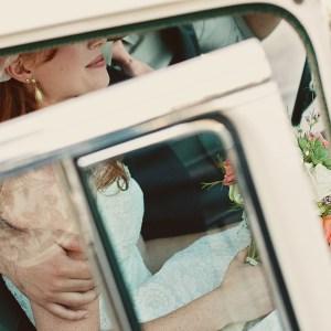 Un mariage de style vintage