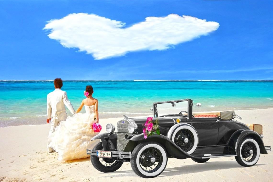 Mariage sur le theme du voyage