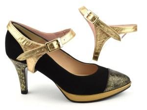brides amovibles pour chaussure femme petite pointure