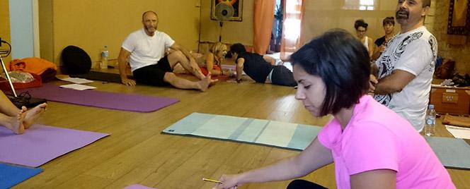 Curso de profesores de yoga: segundo módulo