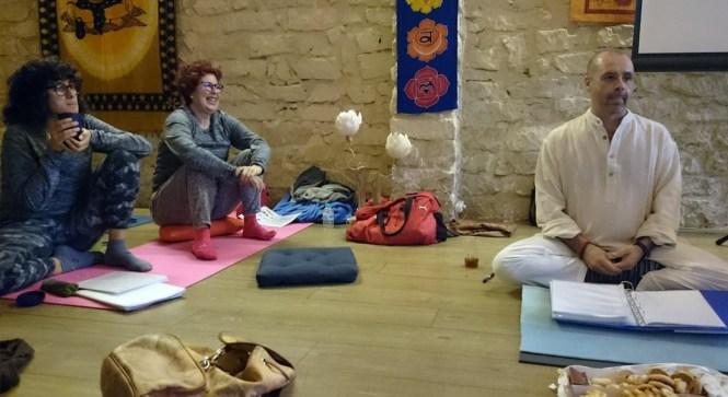 Curso de profesores de yoga: VI módulo