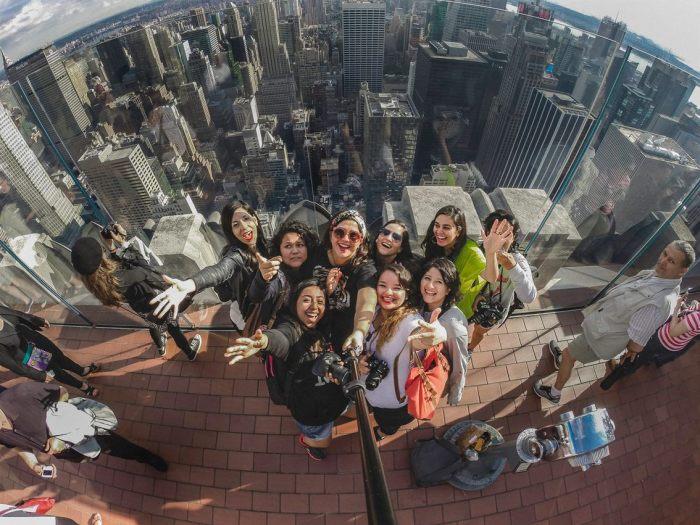Viaje de estudios a New York City