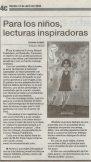Nota escrita por Ivonne Gómez, Nuevo Herald, Miami, 13 de abril 2004.