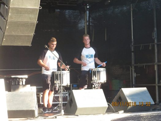 Bros and Drums