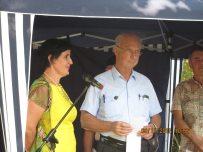 Bisera Suljic-Boskailo and Dr. Jochen Schuck