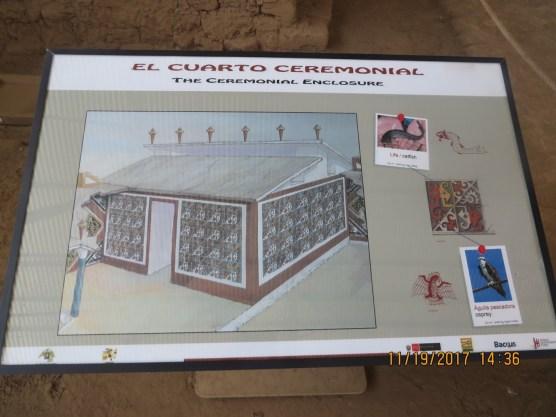 El cuarto Ceremonial de los MOche