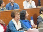 María Antonieta Tejada y Gloria Mendoza Borda