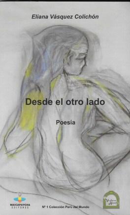 Portada del libro Desde el otro lado de Eliana Vázquez