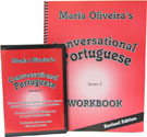 Conversational Portuguese on CD