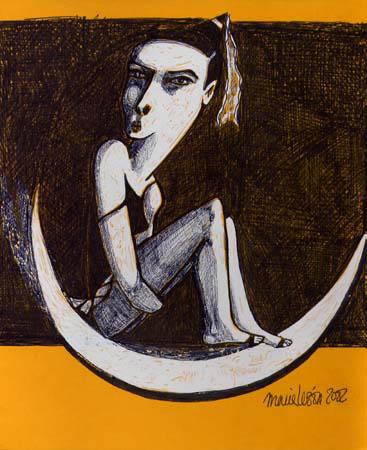 En La Luna - 2002 (100€)