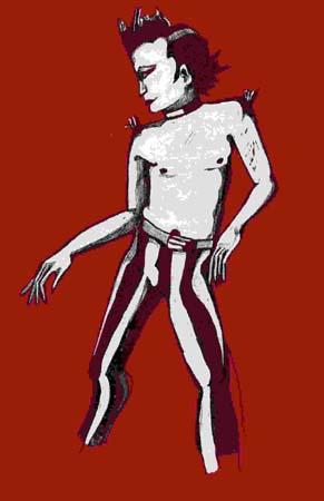 Punky Pantalon De Rallas - 2001 (100€)