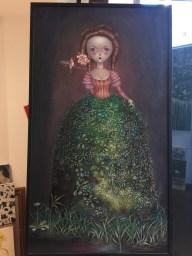Arredare con l'arte 3bgallery opere Veronica Chesso (2)