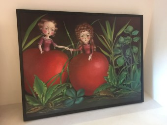 Arredare con l'arte 3bgallery opere Veronica Chesso (4)