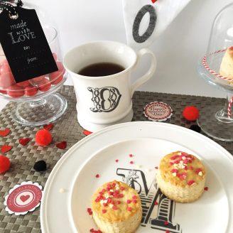 La colazione di S. valentino