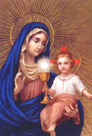 María es mi Madre!
