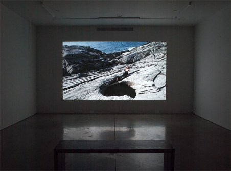 Mariam Ghani, Like Water From a Stone installation view