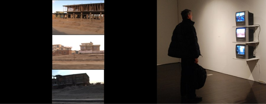 Mariam Ghani, Kabul 2, 3, 4, Kabul 234, Artists in Exile, NY, New York