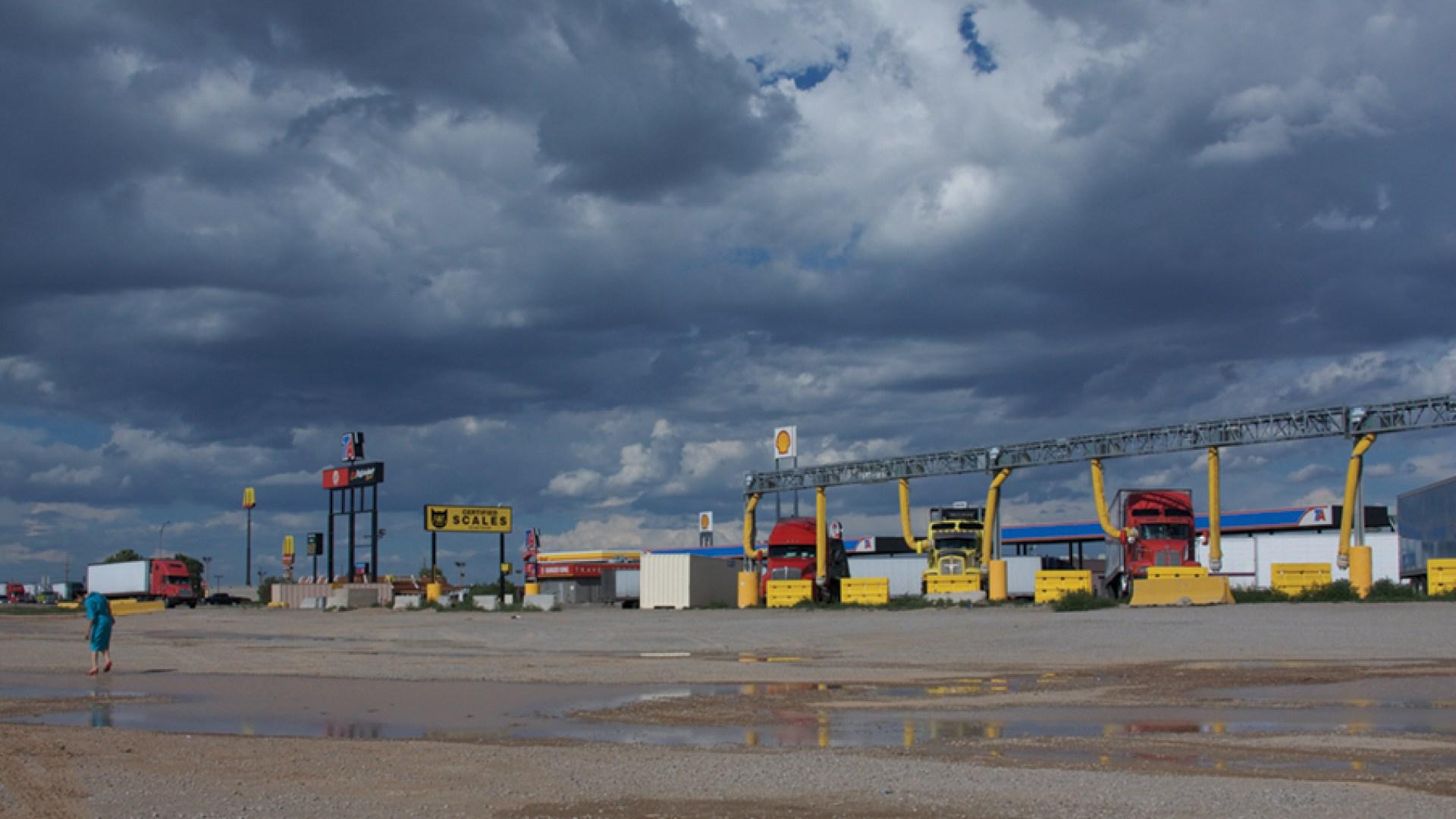 Landscape Studies: New Mexico 5