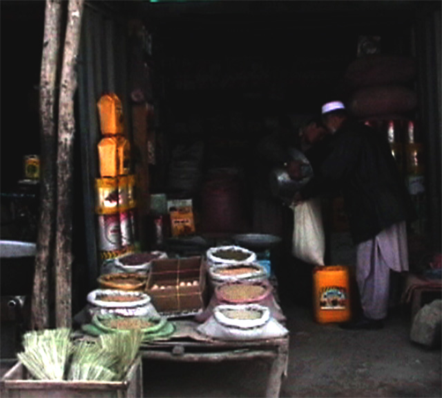 Mariam Ghani, Kabuli Containers
