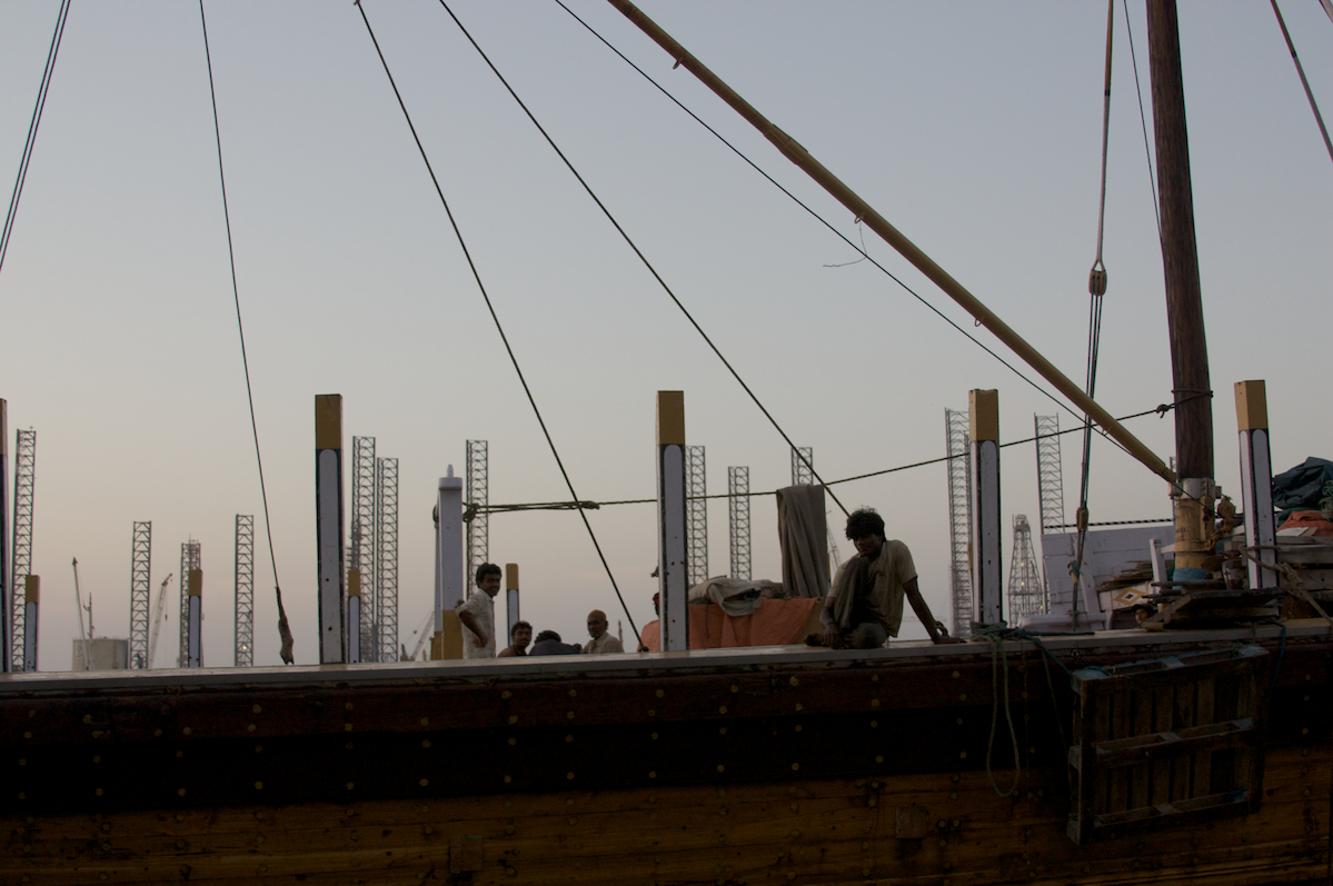Speculations, Photo 17, Sharjah, 2009