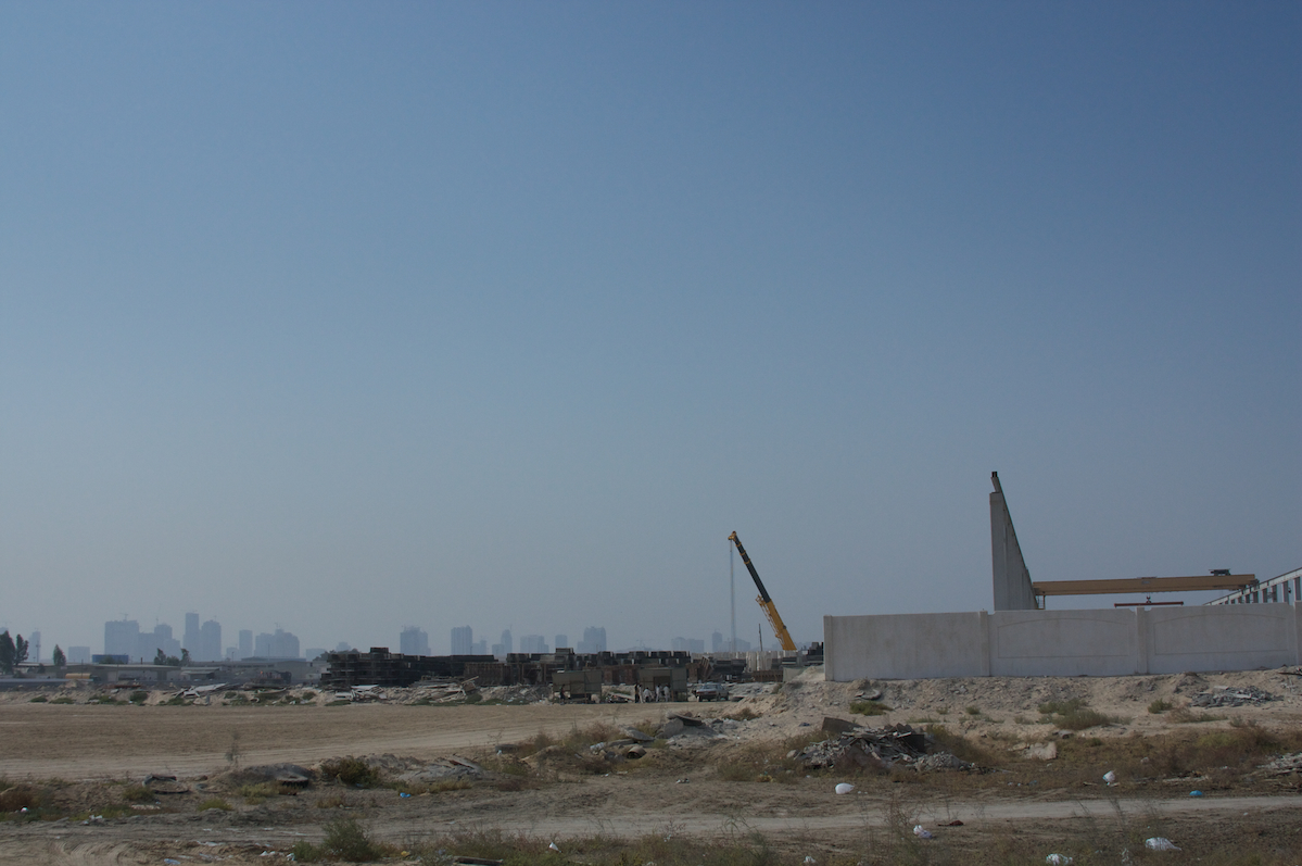 Speculations, Photo 24, Industrial Zone, Sharjah, 2009