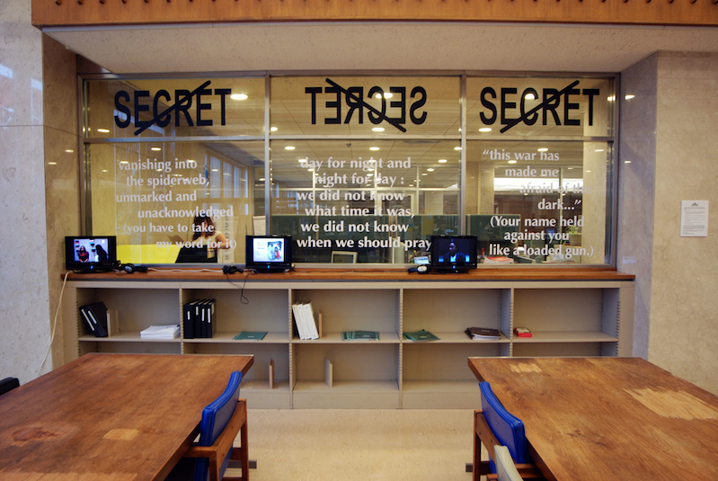 Index of the Disappeared: Parasitic Archive at Buffalo Public Library