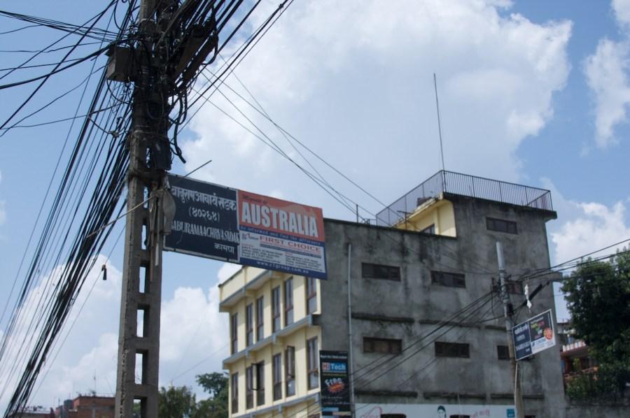 Speculations, Photo 7, Kathmandu, 2008