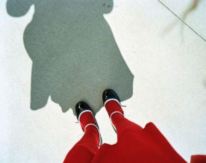 The red dress | Bastienne Schmidt