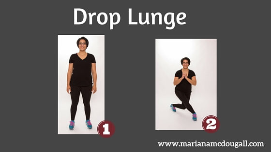 Drop Lunge