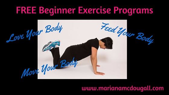 FREE Beginner Exercise Programs