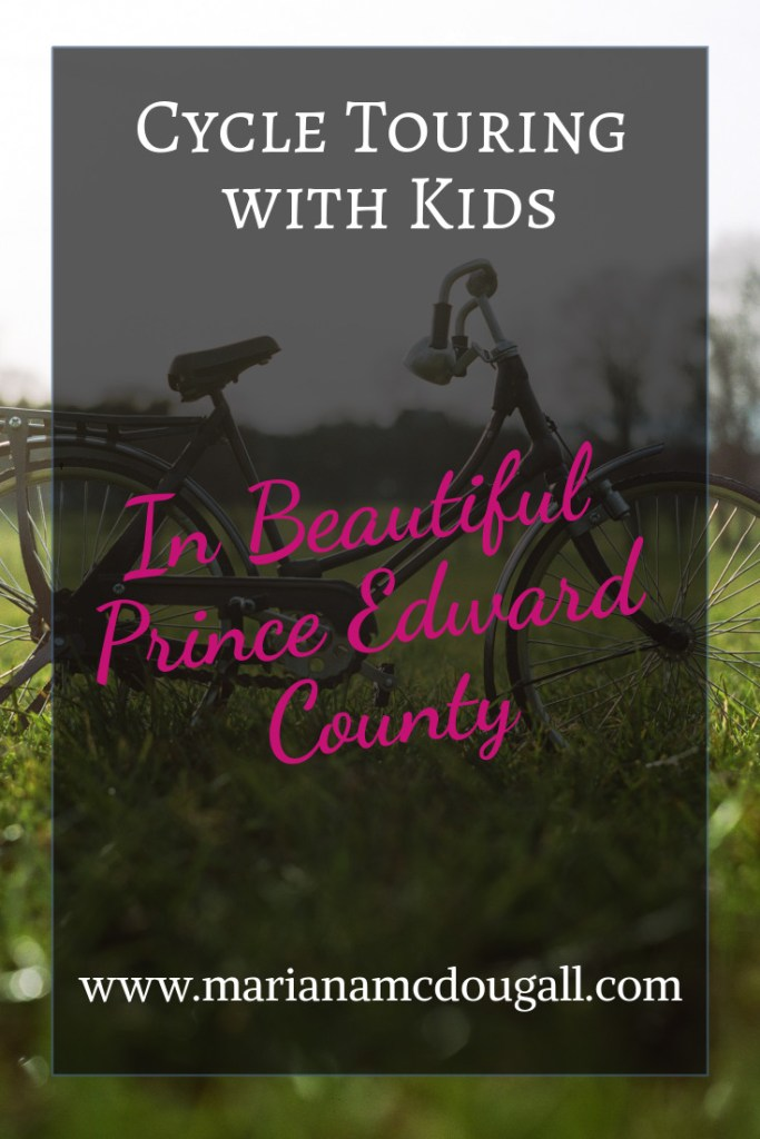 cycle touring with kids in beautiful Prince Edward County Photo by Ilya Ilyukhin on Unsplash