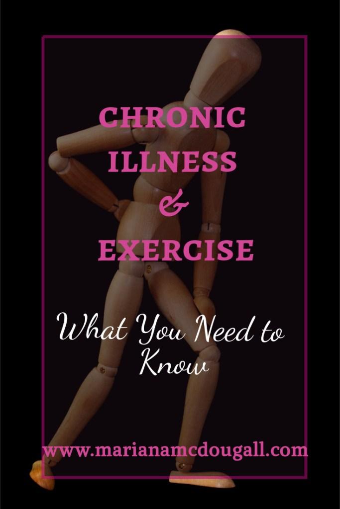 chronic illness and exercise, www.marianamcdougall.com