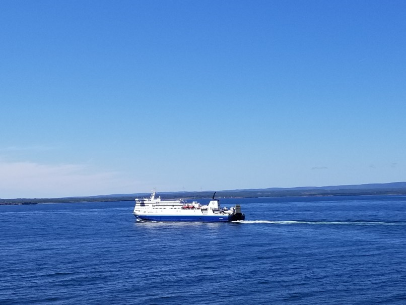 Port-Aux-Basques to North Sydney Marine Atlantic Ferry