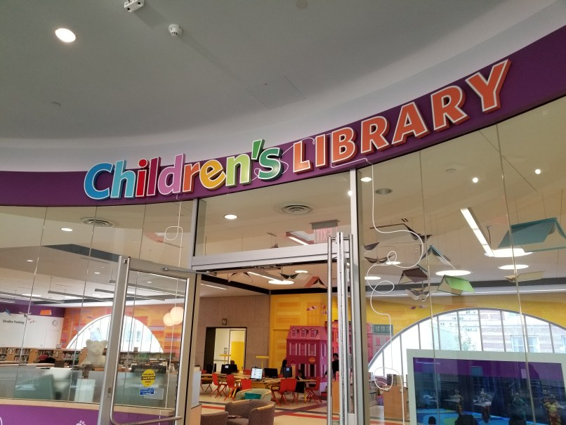 Children's Library, Boston Public Library