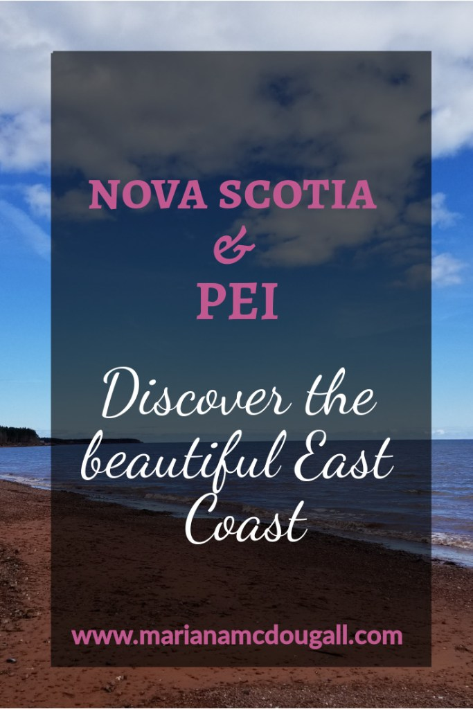 Nova Scotia & PEI: Discover the beautiful East Coast, www.marianamcdougall.com, picture of beach on North Cape Coastal Drive, PEI.