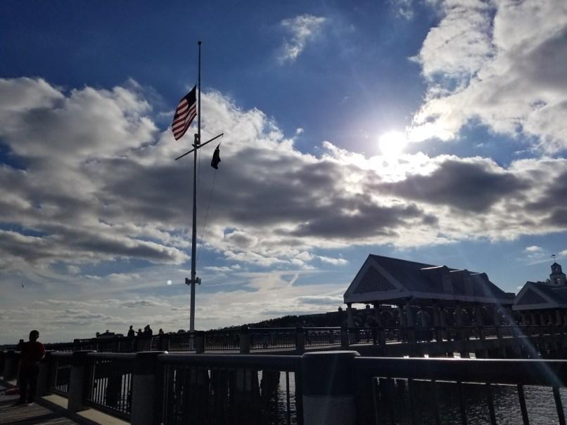 Charleston, South Carolina pier