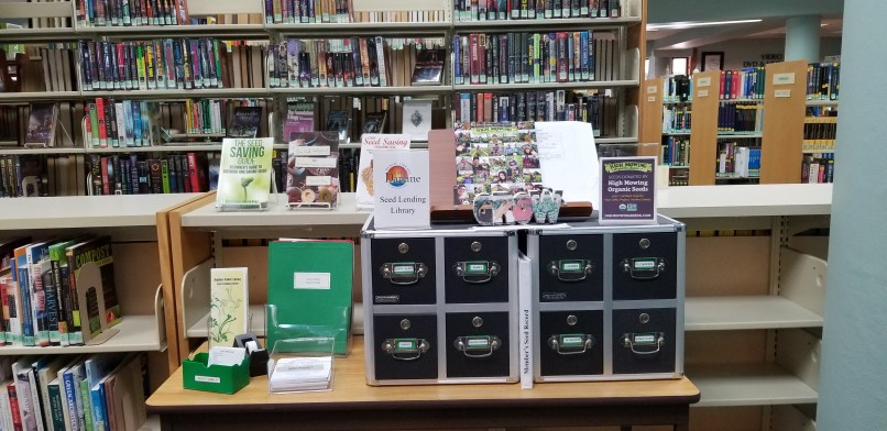 Seed Library at Pensacola Public Library