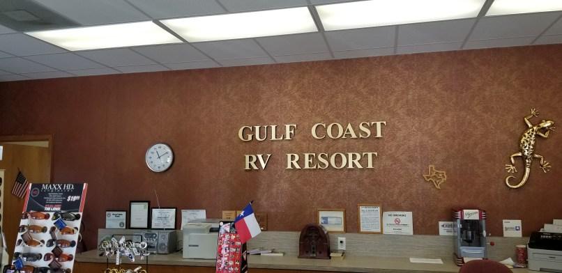 Gulf Coast RV Resort Camp Store