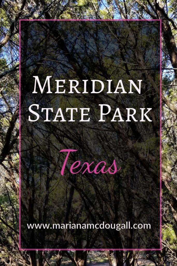 Meridian State Park, Texas, www.marianamcdougall.com