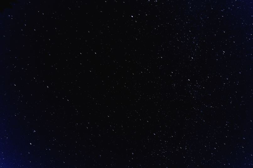 Stars in a dark sky. Photo by Paul Volkmer on Unsplash