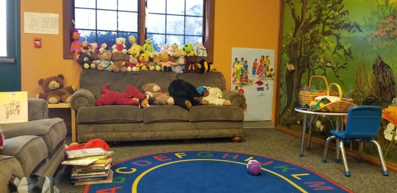 Sonora Public Library Children's Area