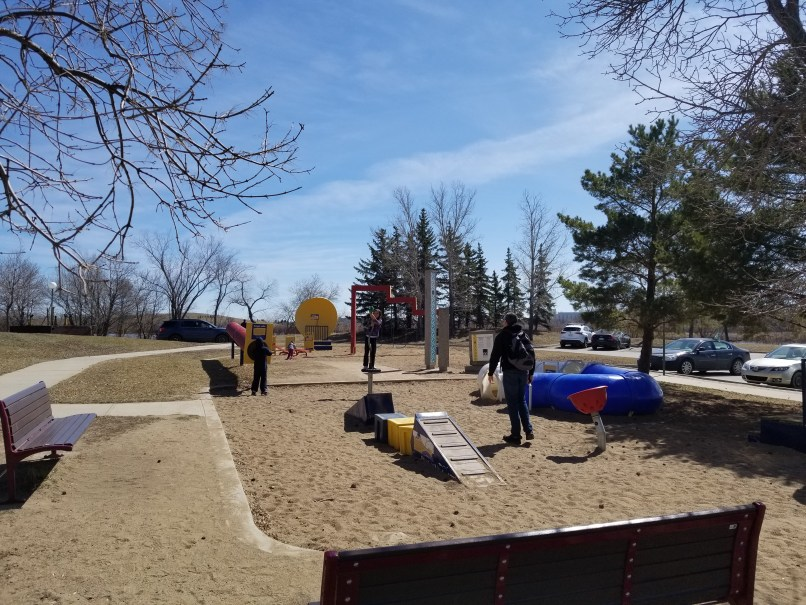 Saskatchewan Science Centre Playground