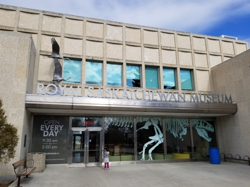 Royal Saskatchewan Museum