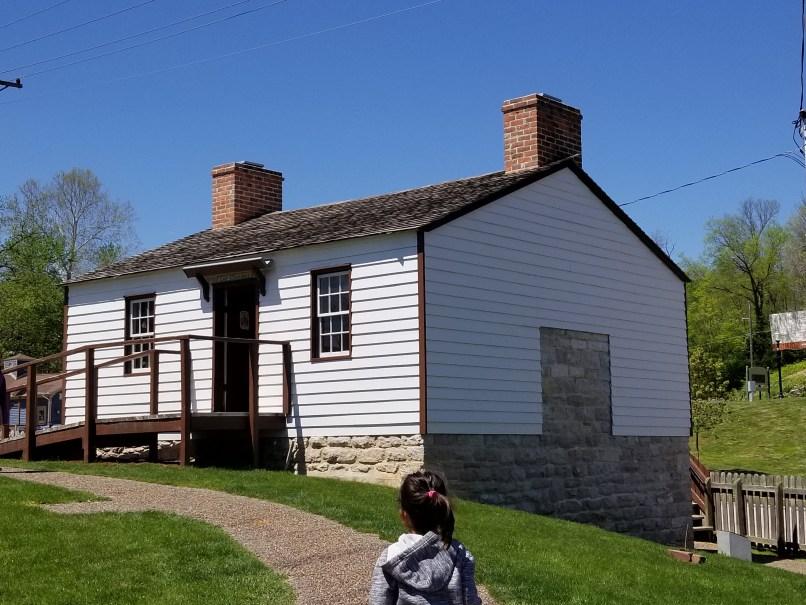 Huck Finn's House in Hannibal, Missouri