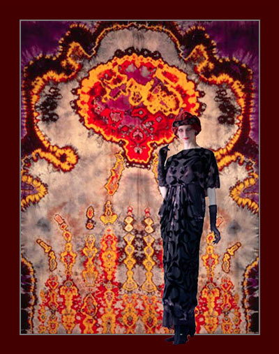 Marian Clayden's Textile Artwork