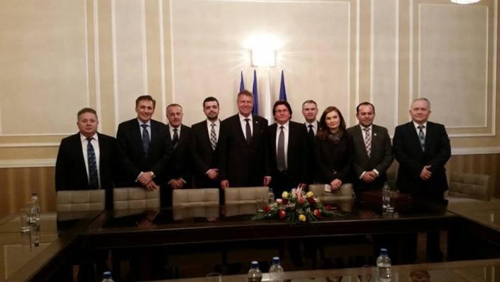 Participarea președintelui României Klaus Iohannis la aniversarea Revoluției din 1989, decembrie 2014