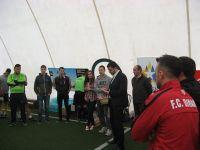 Campionat universitar de minifotbal, etapa 1, cu echipe din vestul tarii, 2014 3